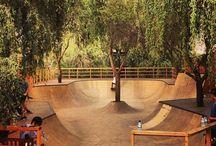 Skateboarding Venue