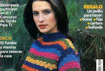 Crochet magazines