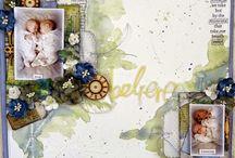 Inspirational Scrapbooking Layouts / by Marta Lapkowska