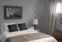 Inspirace pro bydlení / Výmalba, obrázky a rámečky na zeď, dekorace atd.