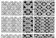 Horgolás minták/ crochet patterns / Horgolás minták/ crochet patterns