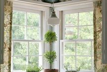 bay windows for kitchen