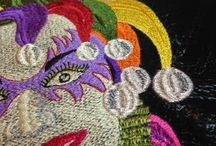 Georgia Girl Quilter - Embroidery