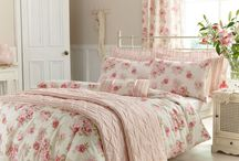 Vintage style bedrooms
