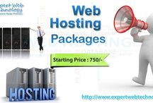 Web Hosting Packages / Expert Web Technology Provides Web Hosting Packages For Small Business and Large Business. http://www.expertwebtechnology.com/web-hosting-packages.html