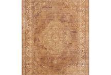 Teppiche Vintagelook