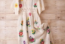 Floral Fashions / From vintage to modern, these floral fashions channel beautiful and fragrant flowers, even when you don't have a fresh bouquet nearby.