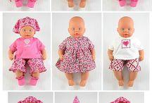 Dolls cloths