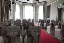 Styling   Mercure Bristol North the Grange Hotel Weddings / Here at Mercure Bristol North the Grange Hotel we are on their wedding supplier list as wedding venue decorators. The Grange Hotel Bristol Wedding and party decorations all done by Enchanted Weddings, Events and Parties. www.enchantedbristol.co.uk