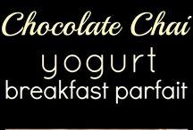 Brunch: Yogurt, Oatmeal, and Parfait Recipes