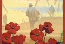 Remembrance Day / On the 11th day of the 11th month at the 11th hour,  we remember that THEY gave their lives for us