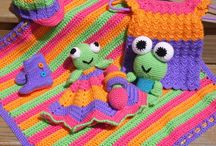 Crochet Baby/Toddlers