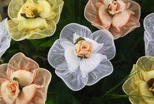 flores para toallas