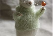 needle felt / by Two Cheese Please