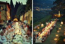 Wedding / Wonderful Weddings... wild or whimsical, cool or classical...