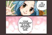 Fairy Tail's Couple