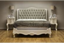 Beaulieu Bedroom Collection / Designed exclusively by Crown French Furniture, this stunning collection is available in-store, online and over the phone.
