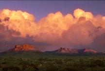 Good Dinosaur Landscapes / Environment art inspiration based on stills from the Good Dinosaur