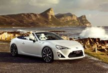 """GT86 Drop Top / Toyota took the wraps off the FT-Open concept at its debut in Geneva.  Called a 'compact cabrio', it has a soft-top, a two-liter, four cylinder """"boxer"""" engine paired with a 6-speed manual or Toyota's paddle-shift auto.  http://toyotaofhollywood.com"""