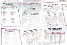 School - Math Projects