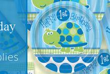 birthday celebrations / by Sara Mullins