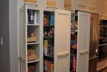 Kitchen - tárolás