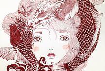 my illustration / illustlation