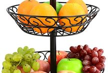 Fruit Baskets Display Stands