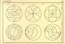 Geometrical drawings
