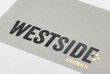 Drinks company - Logo design / Westside drinks - brand logo - 93design