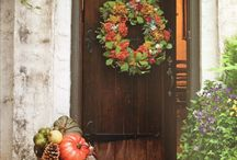 Fall Decor / Fall, Halloween, Thanksgiving Decor