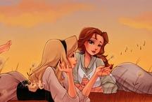 Disney Love / by Jamie Dunning