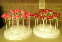 cakes and cake pops