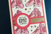 Stampin Up - Epic Celebrations