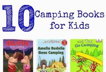 Kids Themes : Camping Fishing Nature