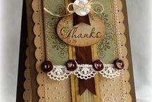 Ornamental cards