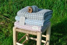 Little Naturals by Jollein blankets / Knitted baby blankets from the Little Naturals by Jollein collection. Lovely soft and available in beautiful colours