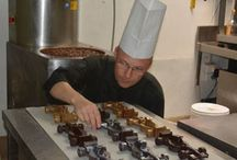 Behind the Scenes at Ganache / There are always exciting things happen in the Ganache Chocolate Kitchen