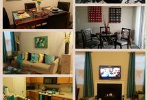 Decor / My lovely Aunt has all the great ideas.... Interior Decorator that gets the job done.... #Chic