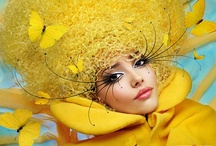 Bright and Sunny Yellow / by A. Martin