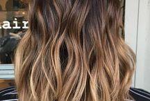 Μαλλιά χρώματα