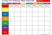 21 Day Fix ideas