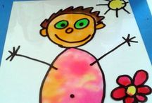 Dessins d'enfants faciles