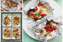 Foil Packet Meals