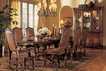 Dining Rooms / by Angie Byerly