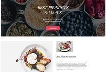 Beautiful Website layouts