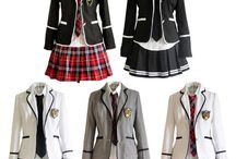 school uniform references