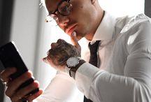 mens haircuts & styling
