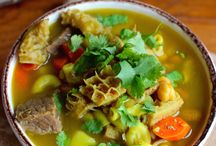 Latin food--Soups and Stews