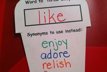 Synonyms & Antonyms / Literacy